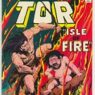 Tor #3 Island Of Fire Kubert Art 1975