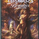 Brunner's Beauties Frank Brunner Adult Artwork book HTF