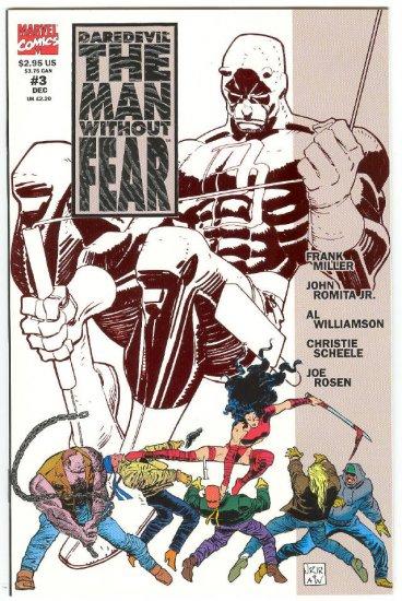 Daredevil Man Without Fear #3 VFNM Frank Miller