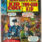 Mighty Marvel Western #13 Giant-Size Rawhide Kid Colt 1971