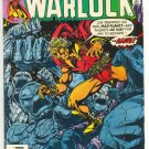 Warlock #13 The Star-Thief Starlin Classic 1976