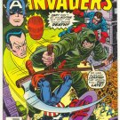 Invaders #10 The Wrath Of The Reaper 1976