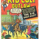 Kid Colt Outlaw #185 The Kid Goes East HTF Western 1974