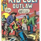 Kid Colt Outlaw #214 Kid Colt - No More HTF Western 1977