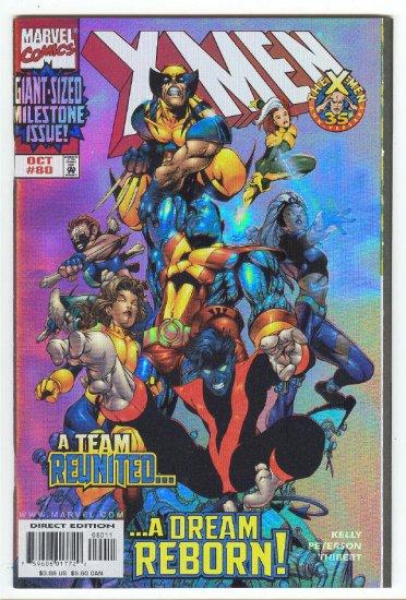 X-Men #80 A Dream Reborn Anniversary Special 1998 NM