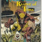 Wolverine Rahne Of Terra Graphic Novel 1991 Kubert Art