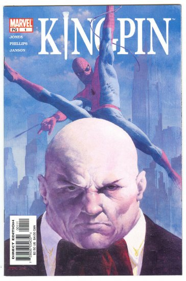 Kingpin #1 Spidey's Biggest Enemy 2003