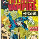 Adventure Into Fear #30 Morbius The Living Vampire 1975