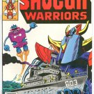 Shogun Warriors #8 Cerberus And Skyfall Trimpe Art