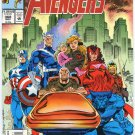 Avengers #368 Bloodties X-Men Crossover 1993