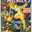Avengers Annual #8 Sinister Spectrums Perez Art 1978