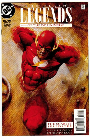 Legends Of The DC Universe #16 The Flash 1999