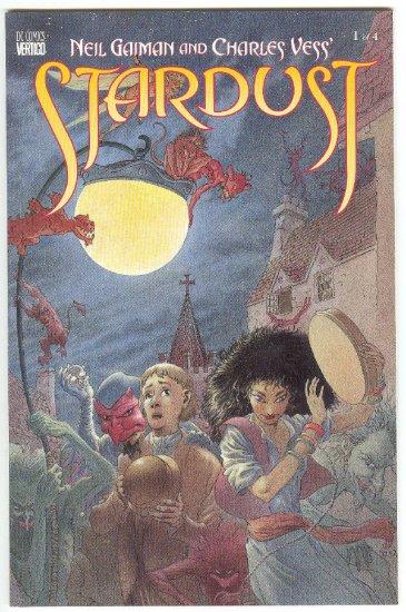 Stardust #1 Fantasy Graphic Novel Gaiman & Vess