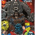 Action Comics #695 Cauldron Kills! Fancy Foil Cover 1994