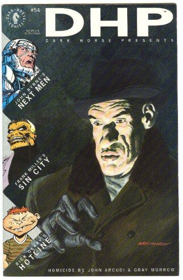 Dark Horse Presents #54 Sin City Miller 1991