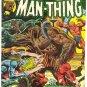 Adventure Into Fear #13 Early Man-Thing Mayerik art