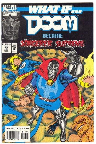 What If #52 Doom Became Sorcer Supreme!