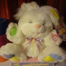 DAN DEE GIGGLES BUNNY RABBIT LIGHTS UP TICKLE ME TALKS PLUSH