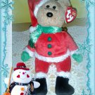TY Beanie Baby - KRINGLE the Bear