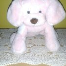BABY GUND PINK SPUNKY  SMALL PUPPY DOG PLUSH
