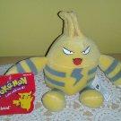 Pokemon Hasbro/Nintendo 200 ELEKID Plush Toy
