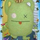 """Uglydoll OX Green Plush 12"""" 2004"""