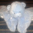 Baby Gund Fluffey Comfy Cozy Stuffed Blanket Blue