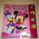 Disney Minnie Little Pop-Up Songbook