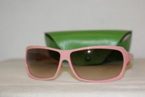 Brand New Kate Spade Pink Sunglasses: Mod. Janey (0FW7) 67-11 & Case