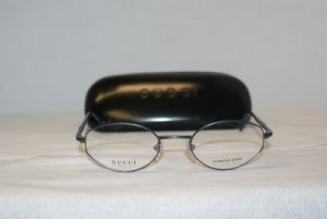 Brand New Gucci Blue Eyeglasses: Mod. 2638 & Case