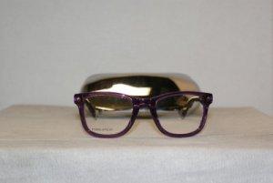 Brand New DSquared2 Purple & Black Eyeglasses: Mod. DQ5005 (081) 49-21 & Case