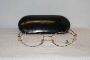 Brand New Fendi Rose Eyeglasses: Mod. 78 & Case