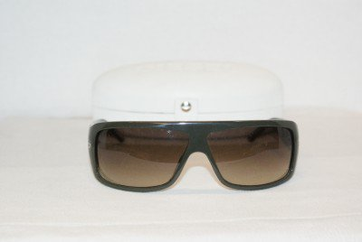 Brand New Diesel Green Sunglasses: Mod. 0061 & Case