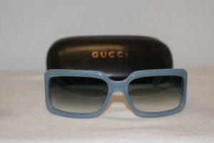Brand New Gucci Blue Sunglasses: Mod. 2593 & Case