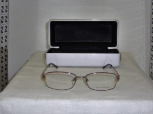 New Donna Karan Copper Eyeglasses: Mod. 3548B w/case