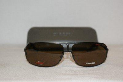Brand New Carrera Bronze Sunglasses: Mod. Flag 5 & Case