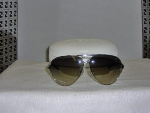Brand New Diesel Gold Sunglasses: Mod. 0089 & Case