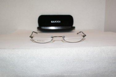 Brand New Gucci 2692 Gunmetal 51-19 Eyeglasses: Mod. 2692 & Case