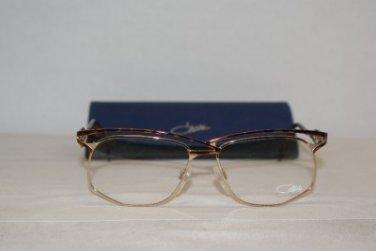 Brand New Cazal 255 Gold 422 Eyeglasses: Mod. 255 (422) & Case
