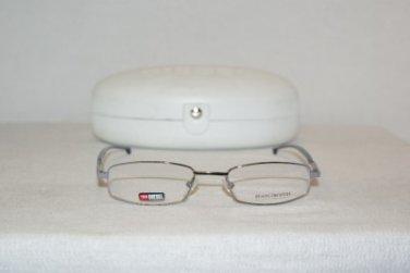 Brand New Diesel Kloan Silver 49-18 Eyeglasses: Mod. Kloan & Case