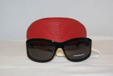Brand New Emporio Armani 9243 Black Sunglasses: Mod. 9243 & Case