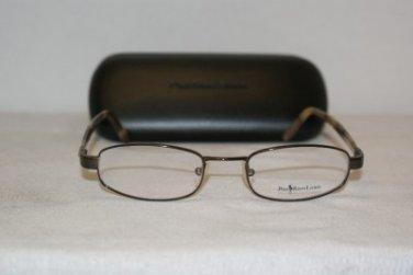 Polo Ralph Lauren New Brown Eyeglasses: Mod 484 50-20 & Case