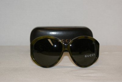 Brand New Gucci 2927 Green Sunglasses: Mod. 2927 & Case