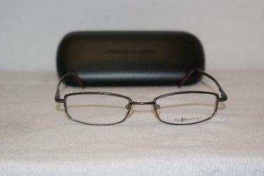 B. New Polo Ralph 1856 Lauren Mocha 51-18 Eyeglasses: Mod. 1856 (DS5) & Case