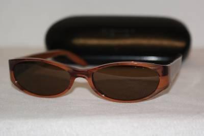 Brand New Fendi Sunglass Mod. 295 Col. Briar  50-16-135 & Case