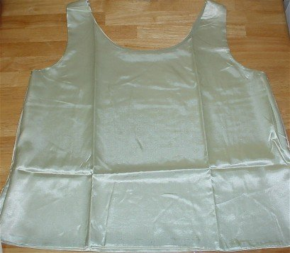 Contessa Di Roma Reversible 4-Way Silky Satin Cami Camisole Sleeveless Tank Top #426 3X