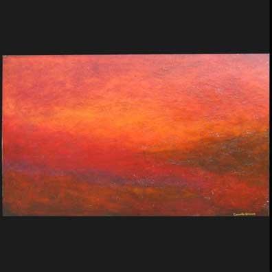 Atmosphere- sunset
