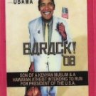 BARACK HUSSEIN OBAMA CARD