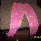 ***Fish Disney Pants/Pajamas Size 2 Girls***LQQK