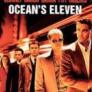 **Ocean's Eleven (DVD, 2002, Full Frame Edition)**LQQK